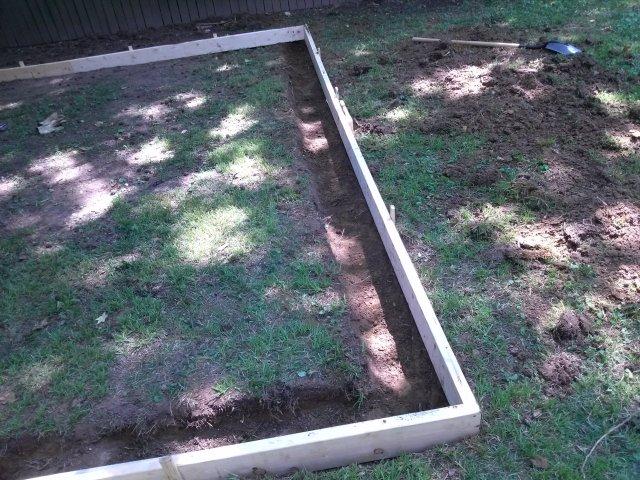 PDF Plans Build Shed On Concrete Slab wood shed plans online